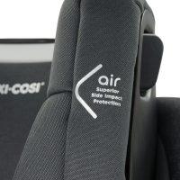 Maxi Cosi Luna Pro Close Up Headrest Flap Volcanic Grey