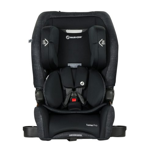 Maxi Cosi Luna Pro Front Cupholders Nomad Black Front With Cup Holders