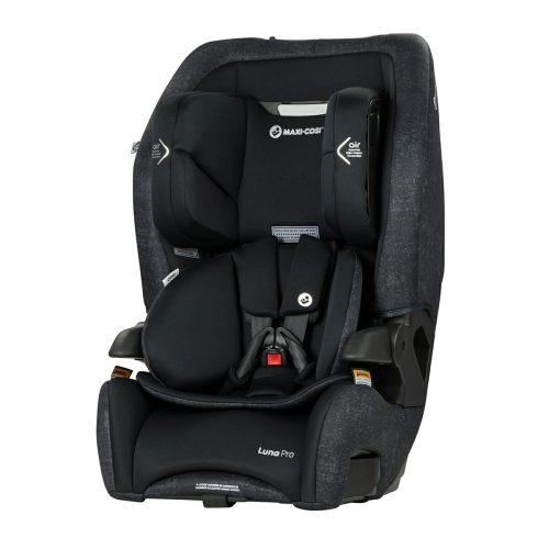 Maxi Cosi Luna Pro Nomad Black Angle