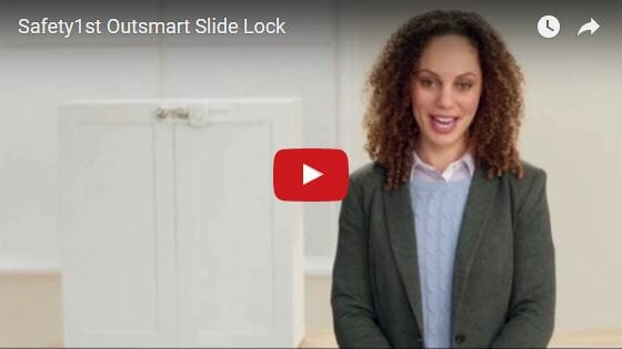 Safety 1st OutSmart Slide Lock Video