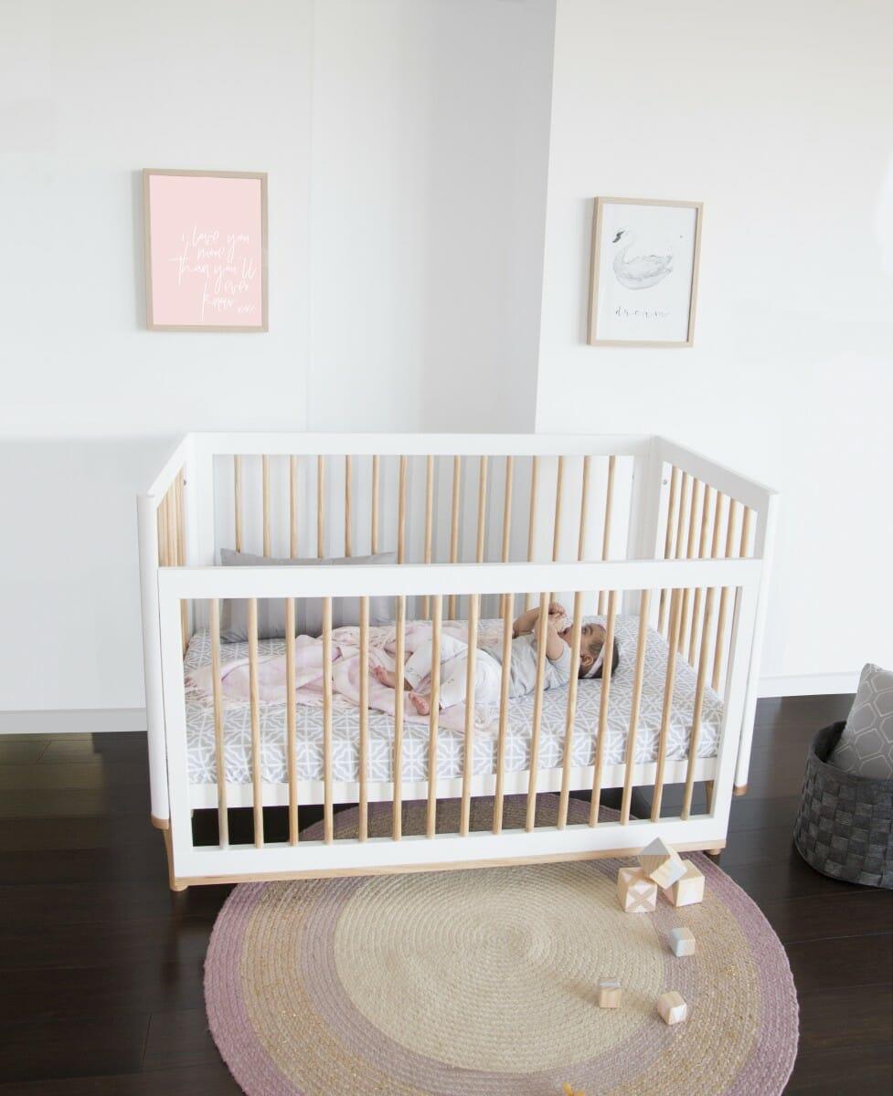 babyhood Riya Cot Lifestyle
