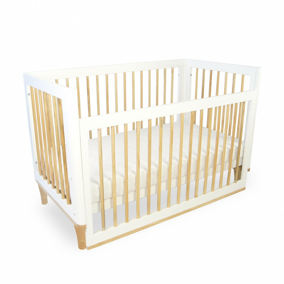 babyhood riya cot mode dropside