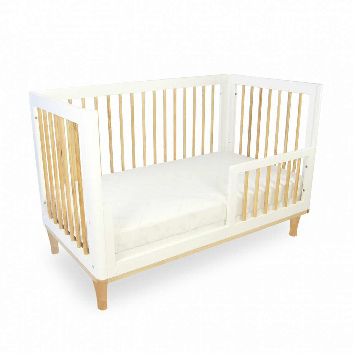 babyhood Riya cot toddler bed rail