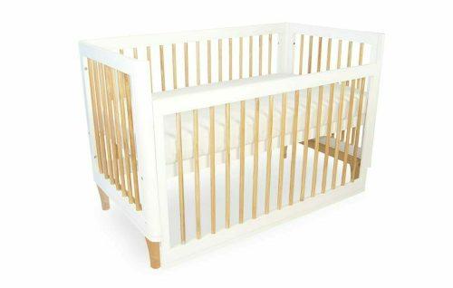 Babyhood Riya Cot Dropside Down