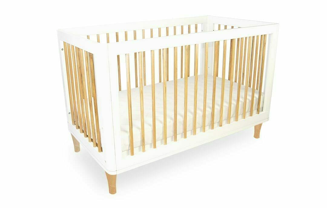 Babyhood Riya Cot Toddler Mode