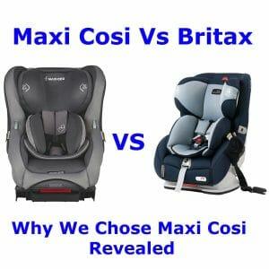 Maxi Cosi Vs Britax Safe n Sound Comparison