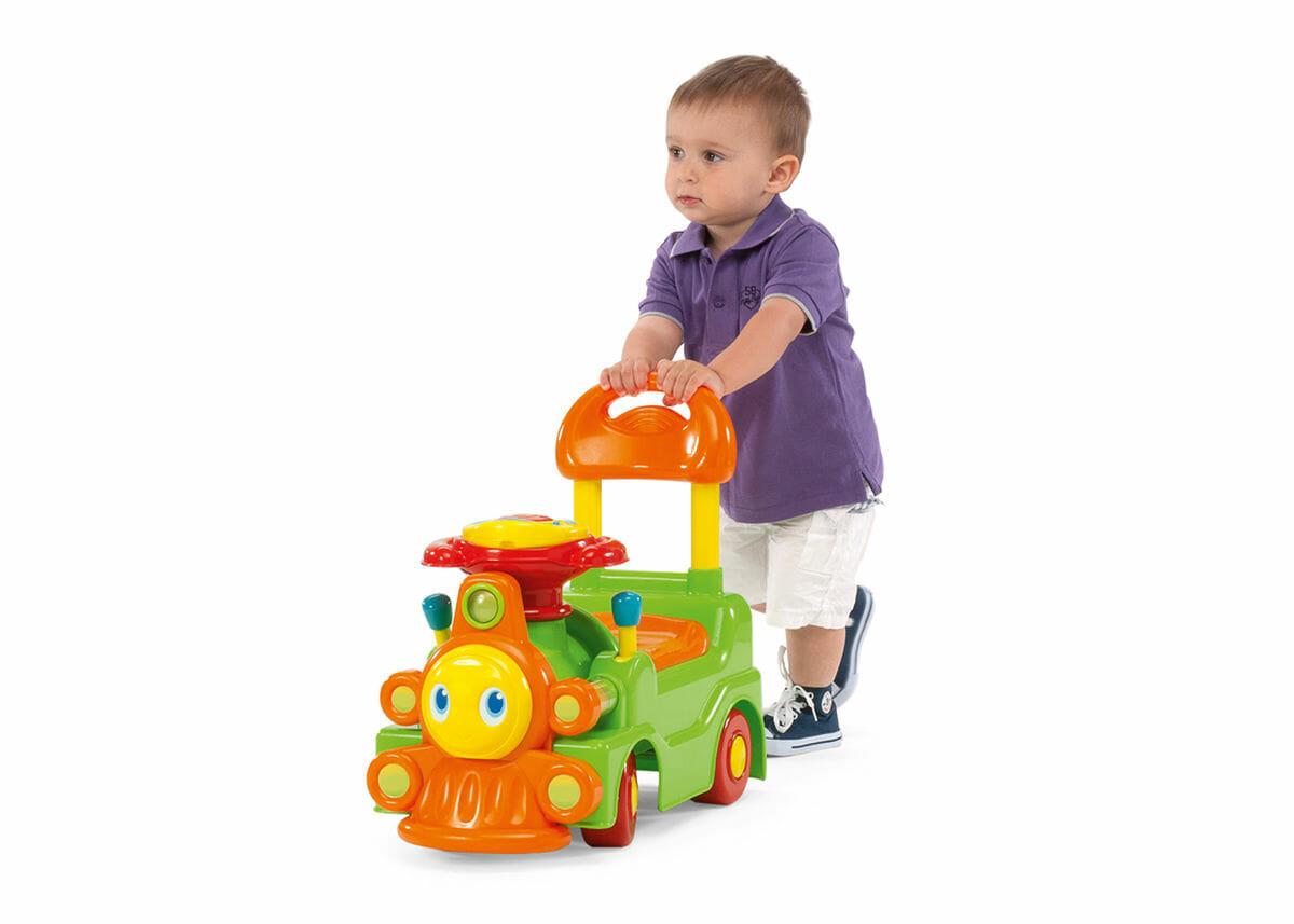 Chicco Sit n Ride Train Push mode