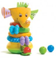 Tiny Love Elephant Musical Stack & Ball Game