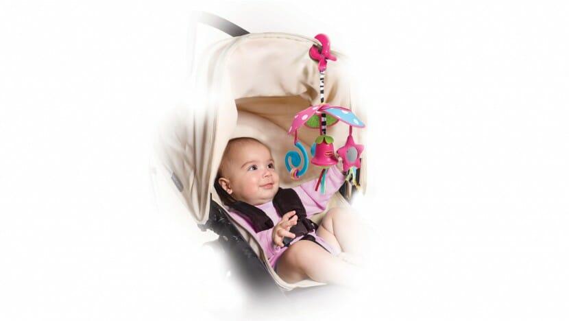 Tiny Love Pack & Go Mini Mobile Tiny Princess