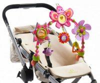 Tiny Princess Butterfly Stroll Stroller Arch