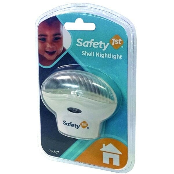 safety 1st shell night light