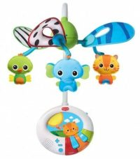 Tiny Love Dual Motion Developmental Peek a Boo Mobile