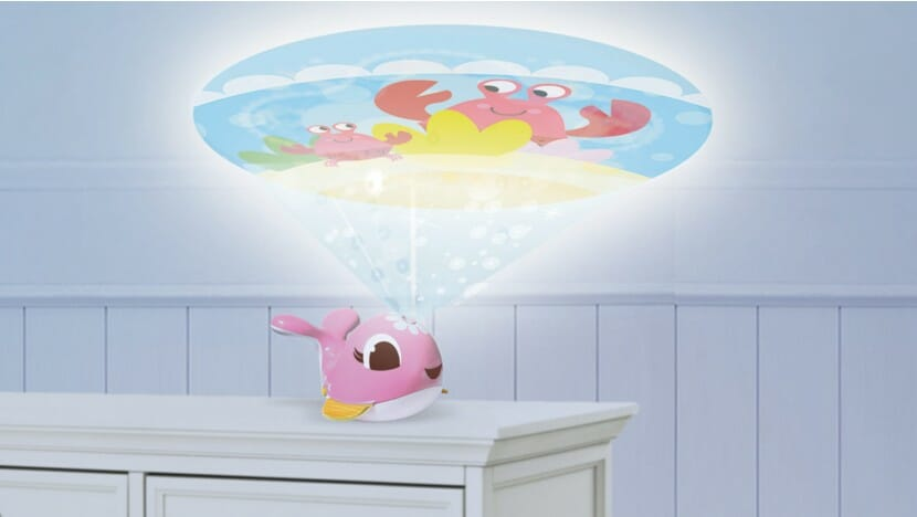 Tiny Love Suzi Take-Along Projector Soother