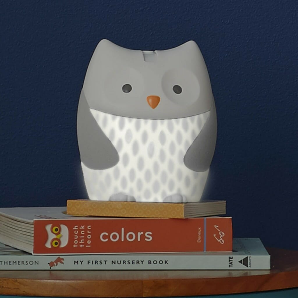 Skip Hop Moonlight & Melodies Nightlight Soother - Owl lifestyle