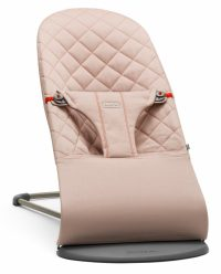 Baby Bjorn Bouncer Bliss - Old rose, Cotton