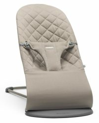 Bouncer Bliss - Sand grey, Cotton