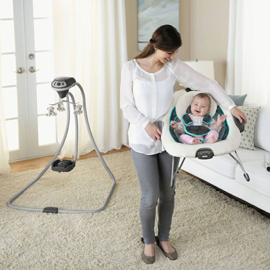 Graco Duet Connect San Marino Lifestyle 2