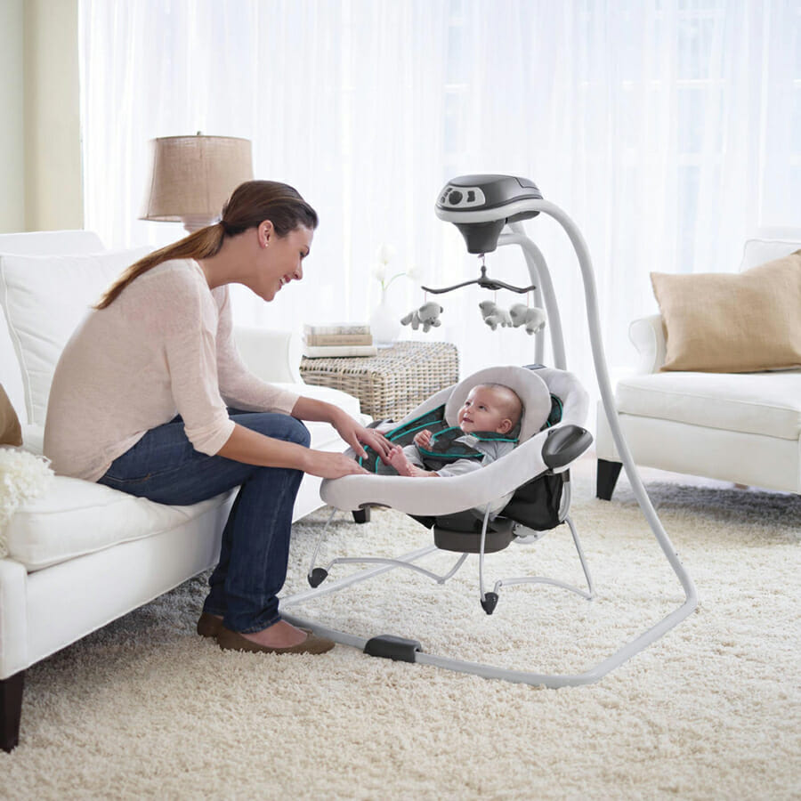 Graco Duet Connect San Marino Lifestyle
