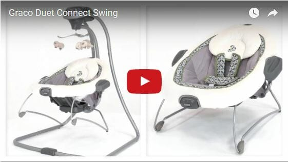 Graco Duo Connect Swing Demo