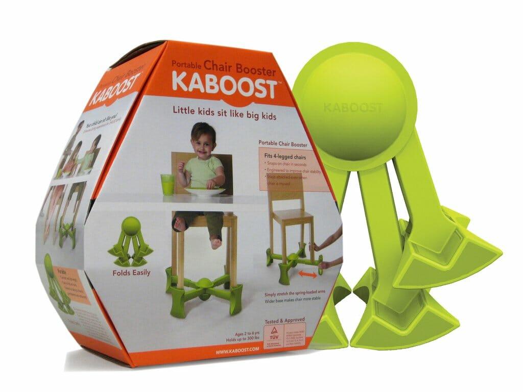Kaboost Green Packaging