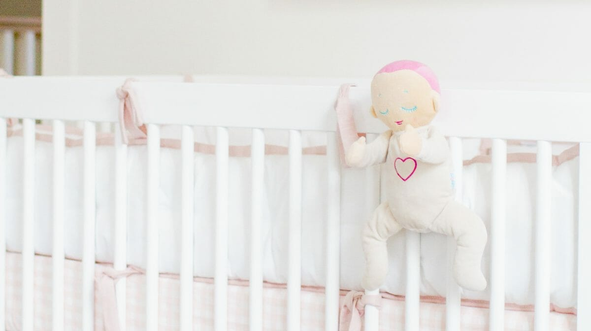 Lulla Doll On Cot