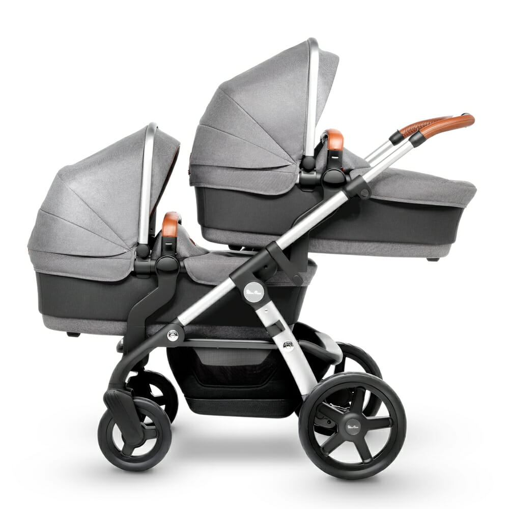 Silver Cross WAVE Sable 2 carry cots