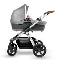 Silver Cross WAVE Sable with carry cot