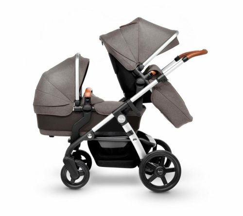 Silver Cross Wave V3 Sable With Bassinet And Seat