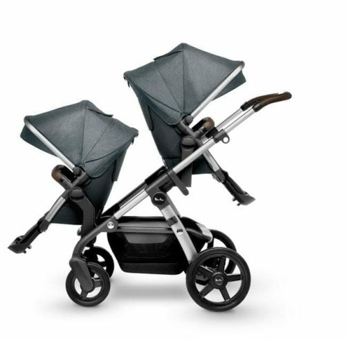 Silver Cross Wave V3 Slate With 2 Seats