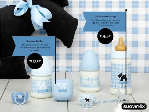 Suavinex Rose & Bleu Wide Neck Bottle Features 2