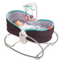 Tiny Love 3 in 1 Rocker Napper Turquoise