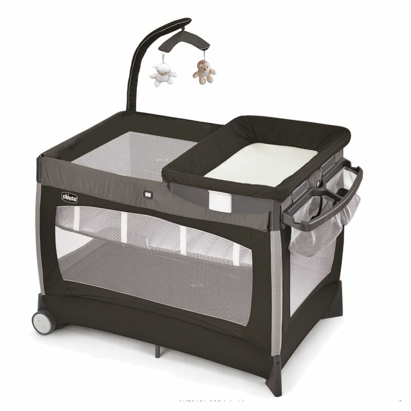 Chicco Lullaby Easy Luxury Portable Baby Centre Papyrus