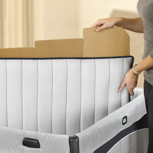 Chicco Lullaby Easy Luxury Portable Baby Centre Washable Mattress