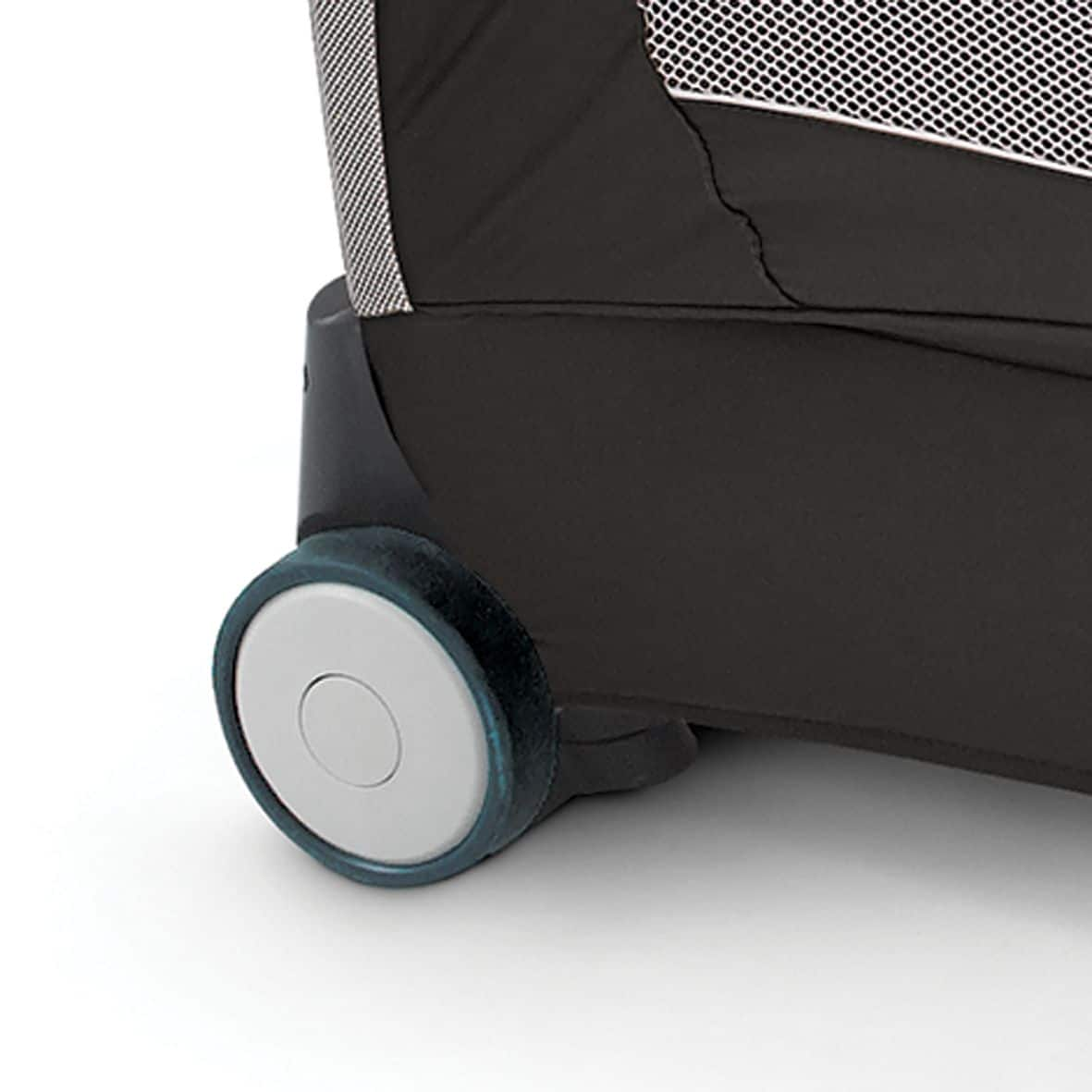 Chicco Lullaby Easy Luxury Portable Baby Centre Wheels