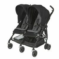 Maxicosi Stroller Travelsystem Danafor2 Black Nomadblack 3qrt