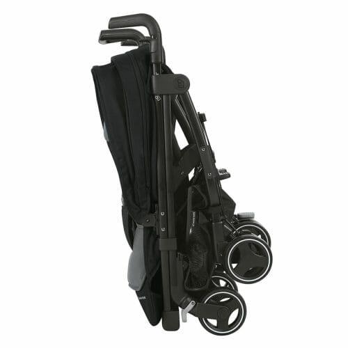 Maxicosi Stroller Travelsystem Danafor2 Black Nomadblack Compa