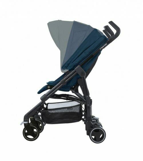 Maxi Cosi Dana For2 Nomad Blue Canopy Recline