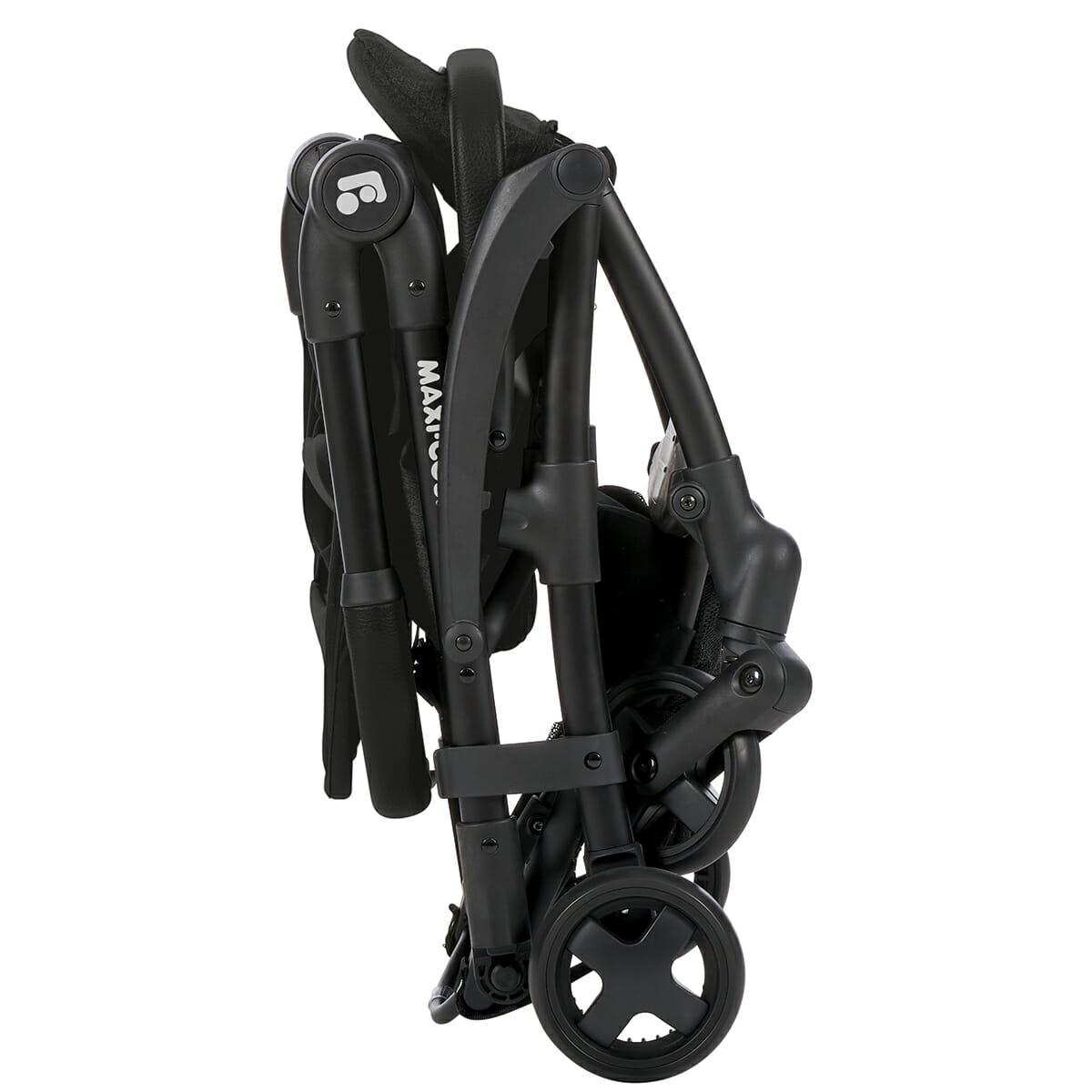 Maxi Cosi Laika Nomad Black Folded
