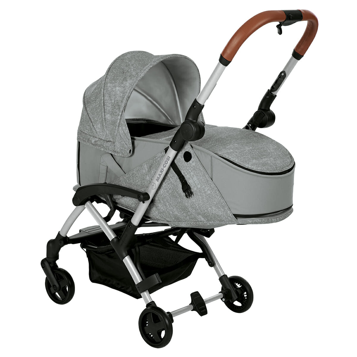 Maxi Cosi Laika Nomad Grey Carry Cot