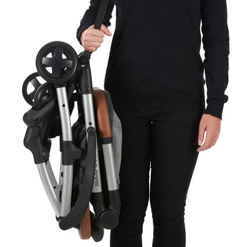 Maxi Cosi Laika Nomad Grey Easy To Carry
