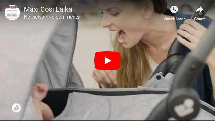 Maxi Cosi Laika Video