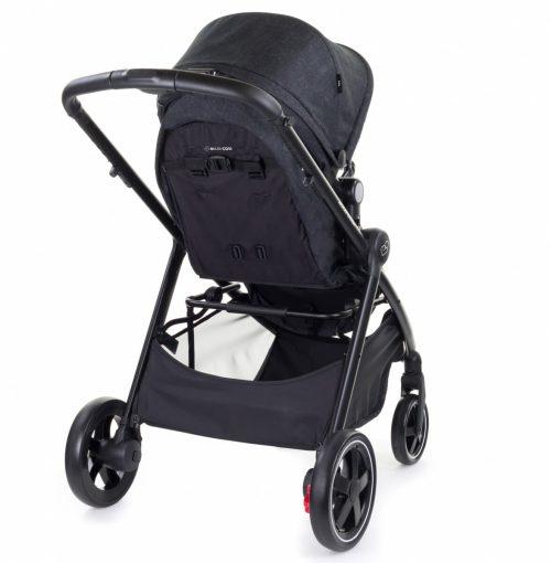 Maxi Cosi Zelia Nomad Black Rear Angle