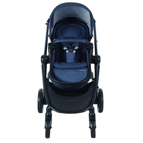 Maxicosi Stroller Travelsystem Zelia Blue Nomadblue Front