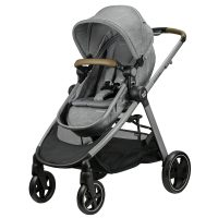 Maxi Cosi Zelia Nomad Grey Front Angle