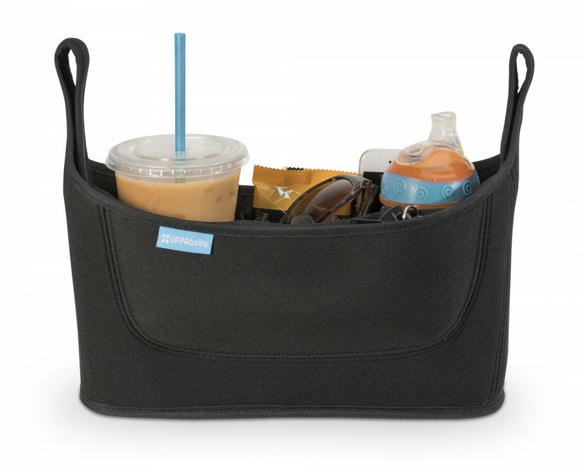 UPPAbaby Carry-All Parent Organiser filled