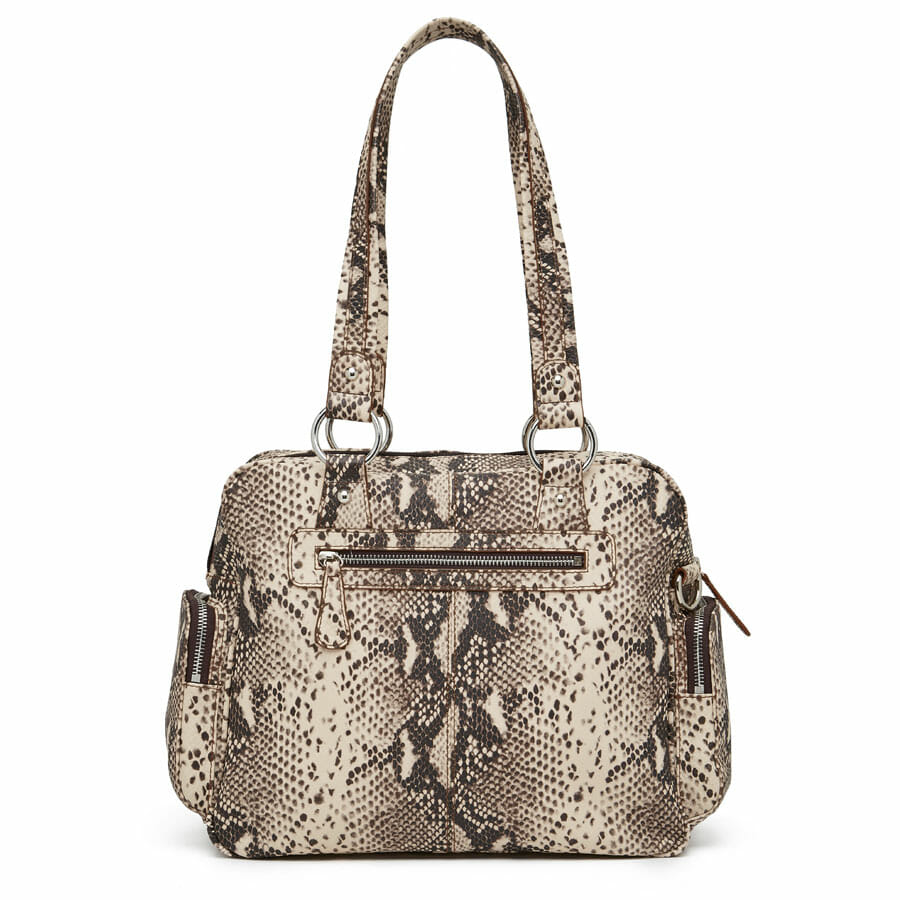 Il Tutto After Baby Bag Snake Limited Edition Back