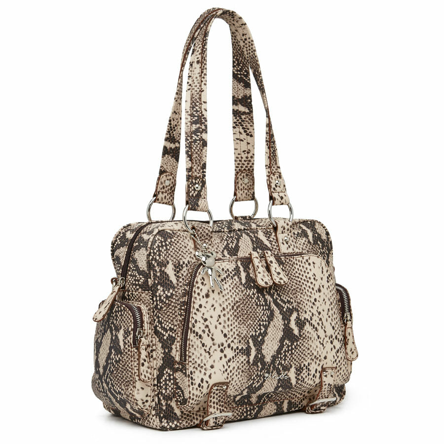 Il Tutto After Baby Bag Snake Limited Edition Side