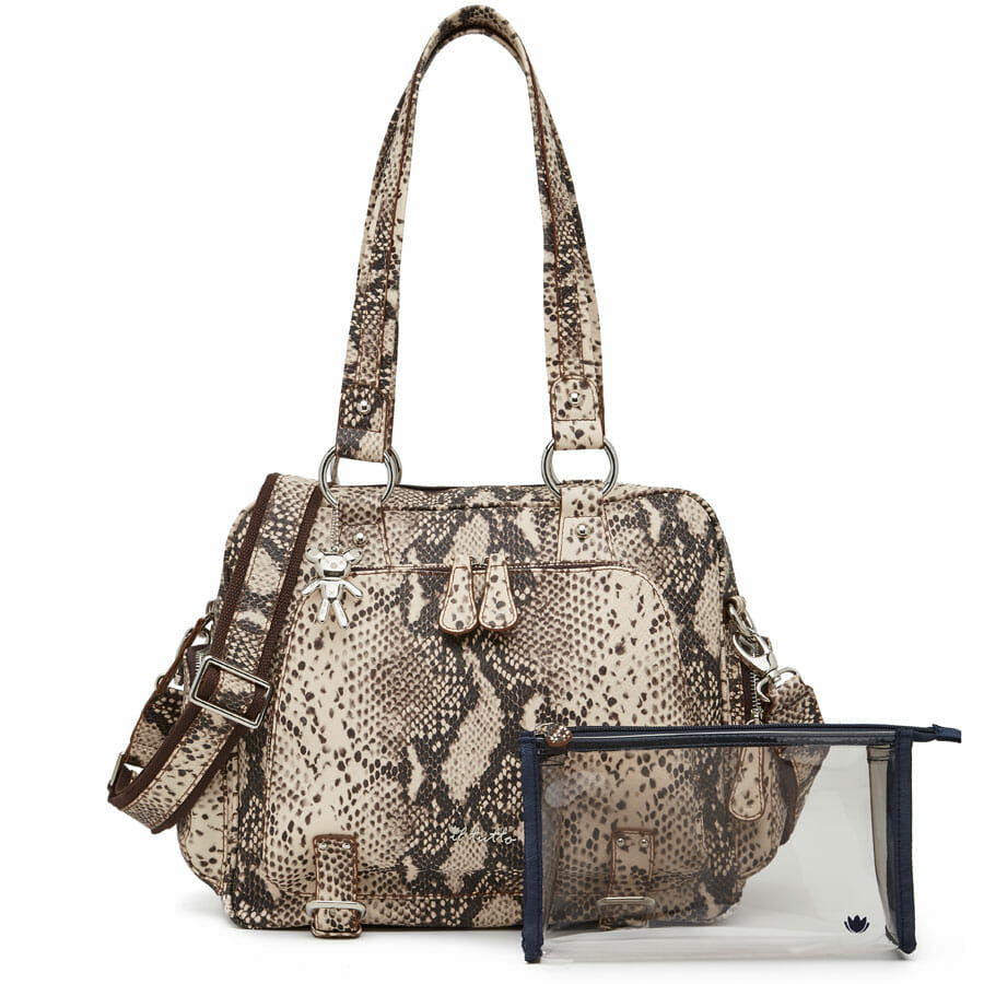 Il Tutto After Baby Bag Snake Limited Edition with accessory