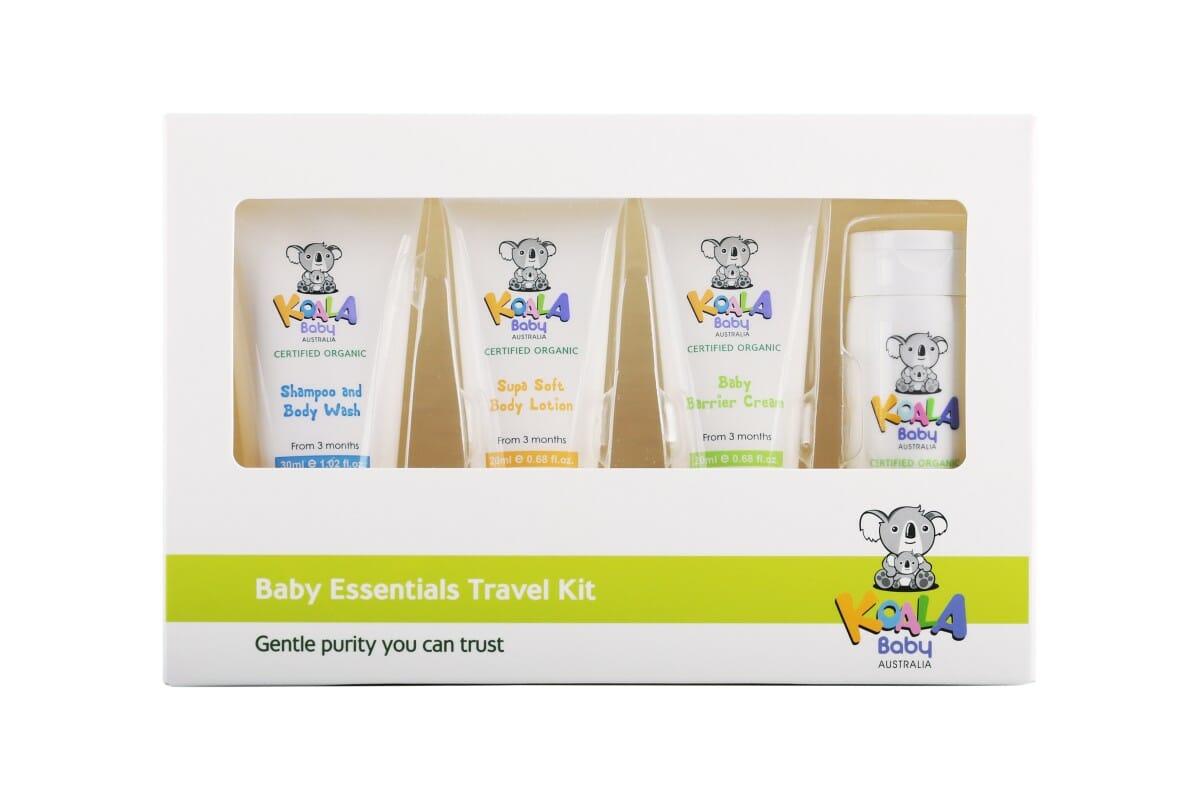 Koala Baby Essentials Travel Kit