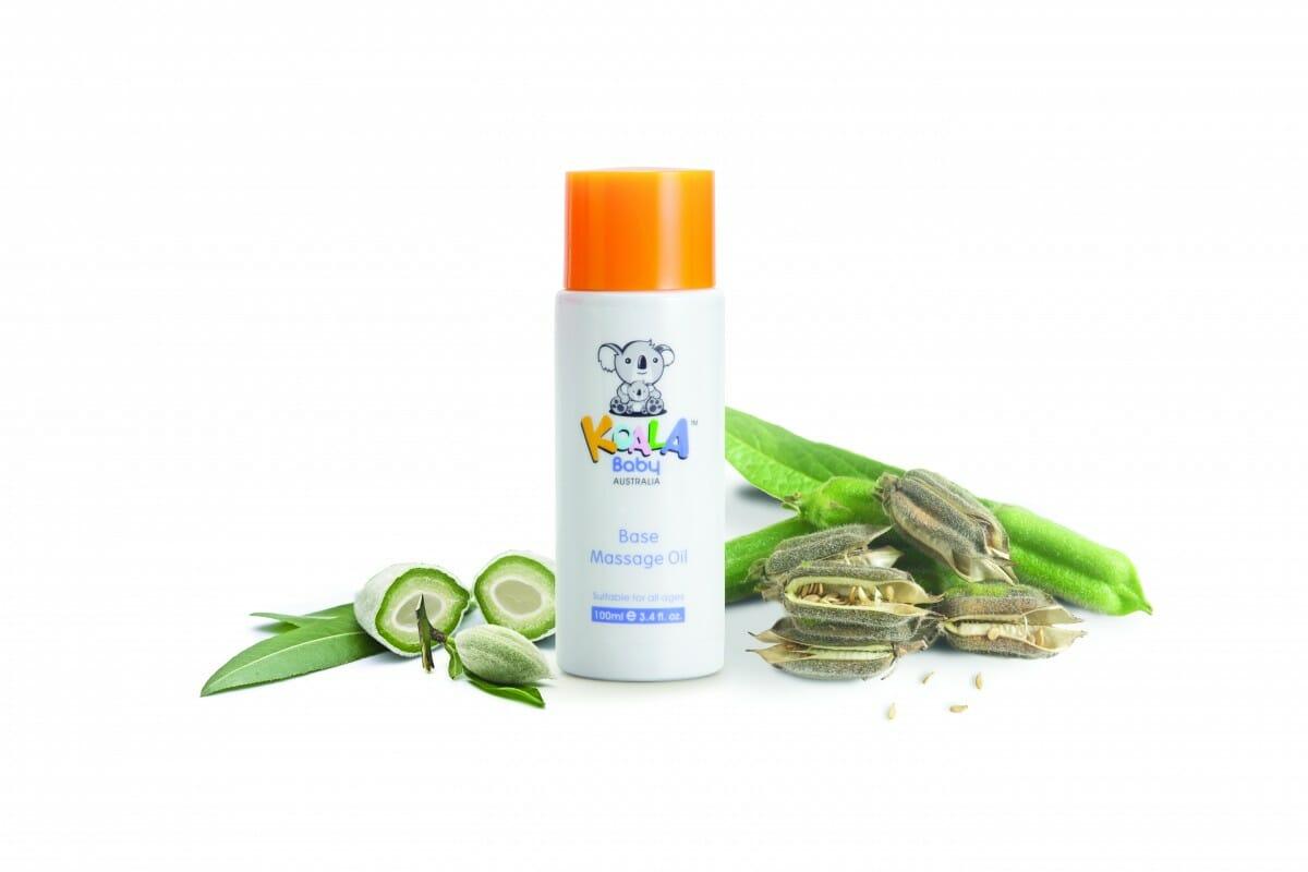 Koala Baby Base Massage Oil
